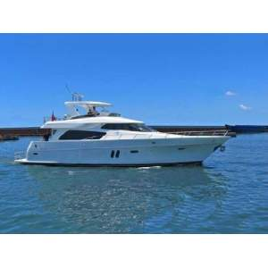 60' MCKINNA 60 PILOTHOUSE (2009)
