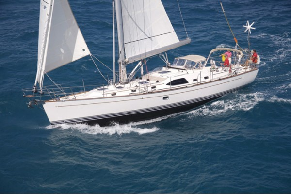 51' PASSPORT YACHTS 515 AFT COCKPIT (2009) OFF MARKET