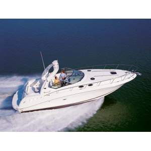 34' SEA RAY 340 SUNDANCER (2008)