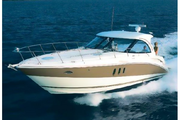 39' CRUISERS YACHTS 390 SPORT COUPE (2007) OFF MARKET