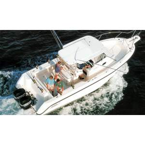 28' BOSTON WHALER 28 OUTRAGE (1999)