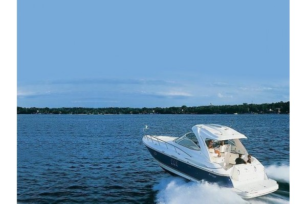 42' CRUISERS YACHTS 420 EXPRESS (2009) OFF MARKET