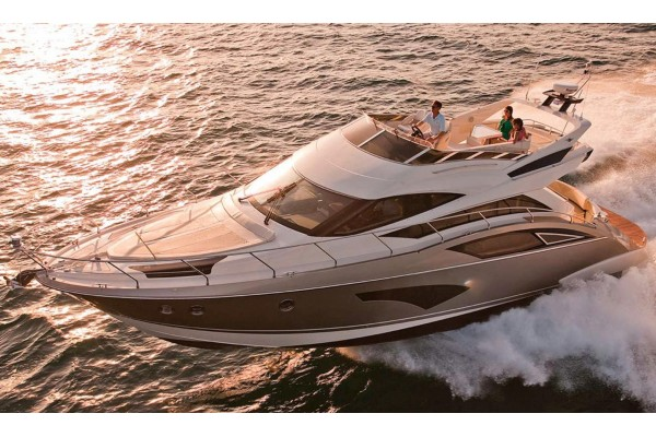 "50' MARQUIS 500 SPORT YACHT (2013) ""HAPPY PLACE"" *LLC*"