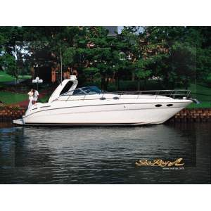 38' SEA RAY 380 SUNDANCER (2000)