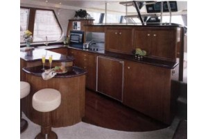 57' CARVER 570 VOYAGER PILOTHOUSE (2001)