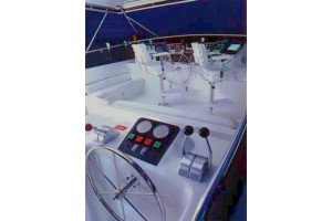 58' HATTERAS 58 CONVERTIBLE (1990) *REMODELED* OL
