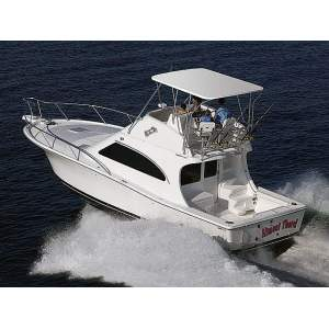 39' LUHRS 36 CONVERTIBLE (2003)
