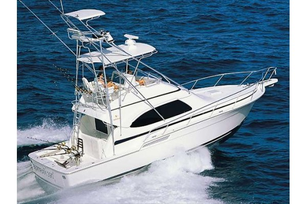 39' BERTRAM 390 CONVERTIBLE (2006)