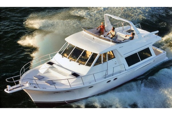 """49' MERIDIAN 490 PILOTHOUSE (2004) """"HERE TODAY"""""""
