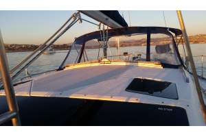 43' HUNTER LEGEND 43 (1992)