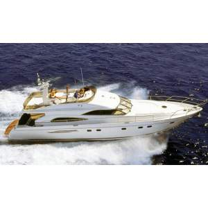 65' VIKING PRINCESS SPORT CRUISER (2003) *LLC*