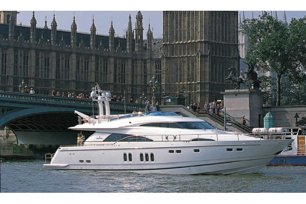 "74' FAIRLINE 74 SQUADRON (2006) *LLC* ""LANIDA"""