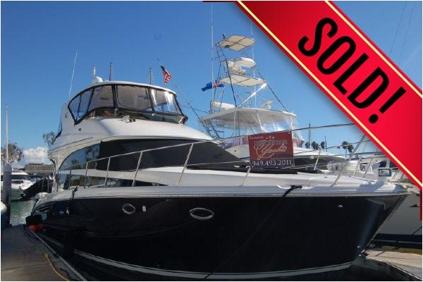 "44' Meridian 441 Sedan (2012) ""ME SHELL"" SOLD!"