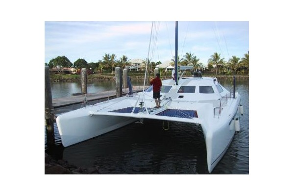 48' SCHIONNING WILDERNESS 1480 (2007) OFF MARKET