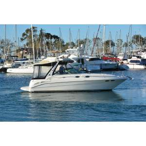 34' SEA RAY 340 SUNDANCER (2002)