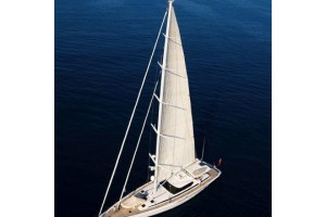 "⚓106' ALLOY SAILING MEGAYACHT (1991) ""MING""/""ECLIPSE"""