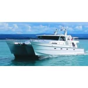"60' PACHOUD LONG RANGE CATAMARAN (2001) ""WILD WIND IV"""