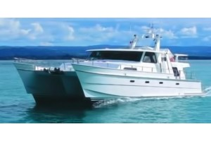 "52' PACHOUD LONG RANGE CATAMARAN (2001) ""DOUBLE BARREL"""