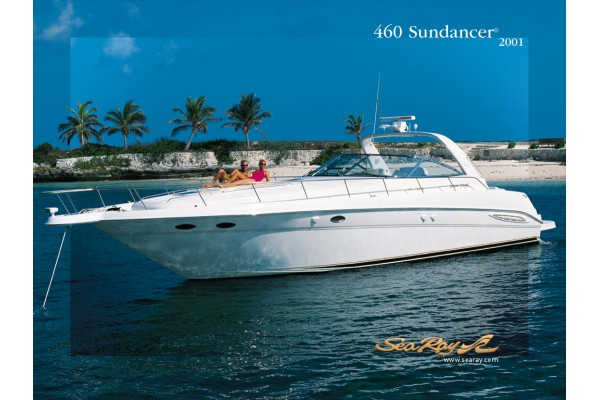 "46' SEA RAY 460 SUNDANCER (2000) ""CARPE DIEM II"""