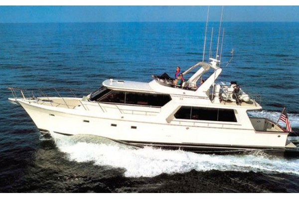 62' OFFSHORE 62 PILOTHOUSE (2006)