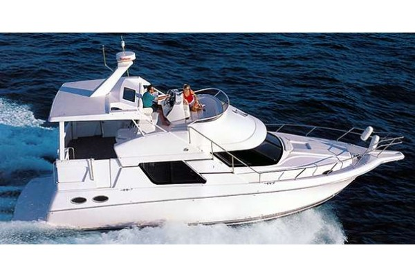 "39' SILVERTON 372 MOTOR YACHT (1998) ""CHOOSE JOY"""