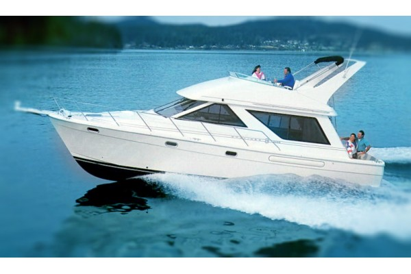 "39' BAYLINER 3988 MOTORYACHT (1999) ""DIRECT CONNECT"""