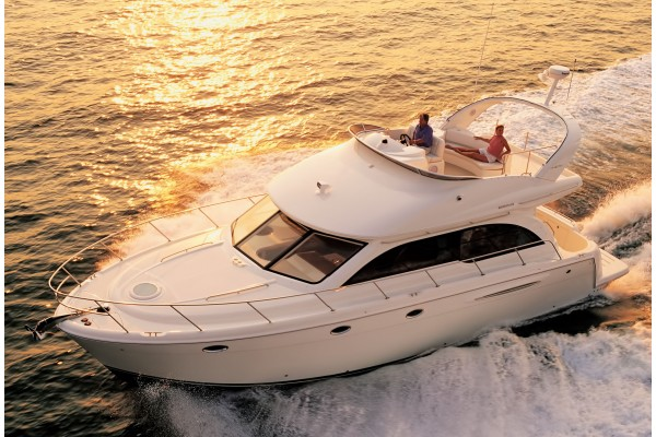 "41' MERIDIAN 411 SEDAN (2003) ""CARTE BLANCHE"" OFF MARKET"