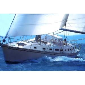 "45' MORGAN CATALINA 45 (1995) ""MISS TEAK II"""
