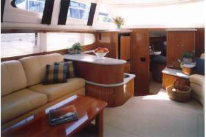 "44' CARVER 444 COCKPIT MOTOR YACHT (2001) ""IT'S ALL GOOD"""