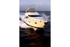59' MARQUIS 59 PILOTHOUSE (2004)