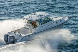 36' PURSUIT 345 OFFSHORE (2014)