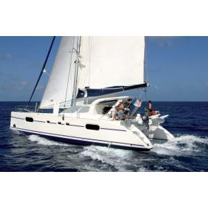"47' CATANA 471 CATAMARAN (1998) *LLC* ""GREEN FLASH"""