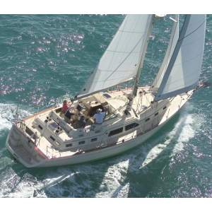 "46' ISLAND PACKET 445 (2005) ""TAN TORI"""