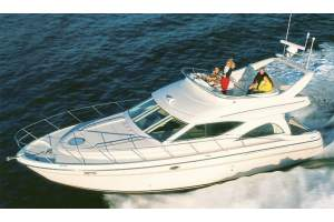 46' MAXUM 4600 SCB LIMITED EDITION (2001)