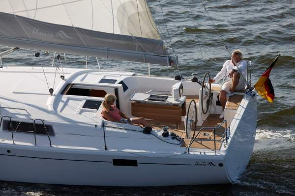 "38' HANSE 385 (2014) ""EFFORTLESS"""