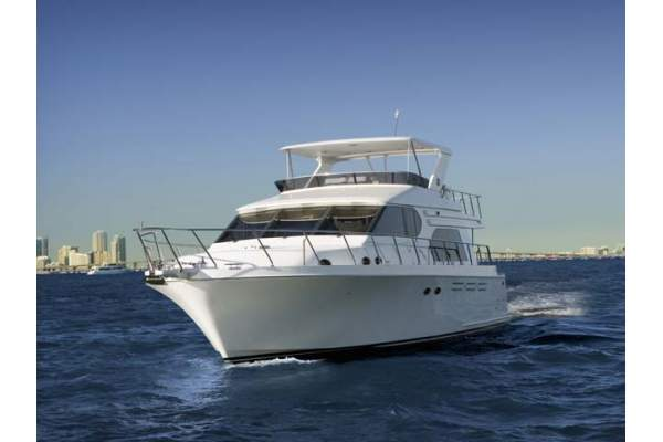 58' OCEAN ALEXANDER 58 PILOTHOUSE (2004) OFF MARKET