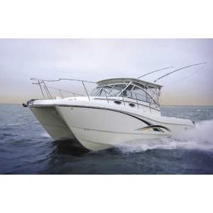 "32' WORLD CAT 320EC (2007) ""PAPILLON"""