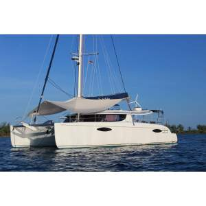 "44' FOUNTAINE PAJOT ORANA 44 (2008) ""ILE DE GRACE"""