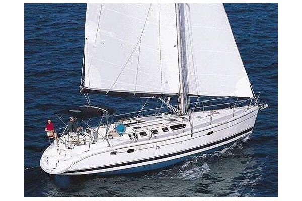 "46' HUNTER 460 (2000) ""STELLA BLUE"""