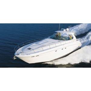 "51' SEA RAY 510 SUNDANCER (2000) ""DARK SIDE OF THE MOON"" *LLC*"