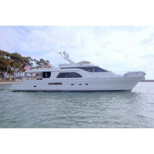 "70' QUEENSHIP 70 PILOTHOUSE MOTORYACHT (2003) ""CLUB M.SEA"" *LLC*"