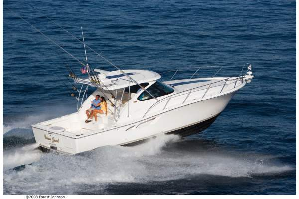 39' TIARA 3900 OPEN (2011) OFF MARKET