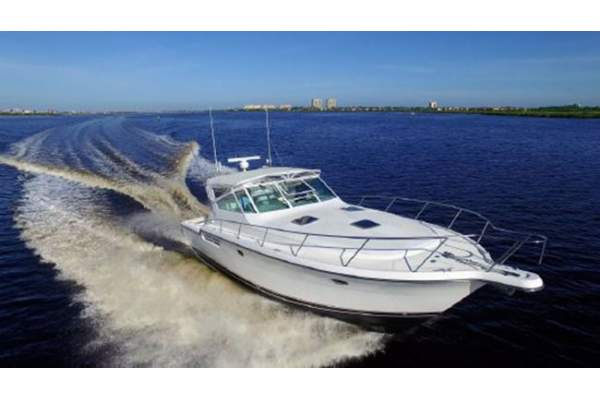"41' TIARA 4100 OPEN (2000) ""SEASCAPE"""