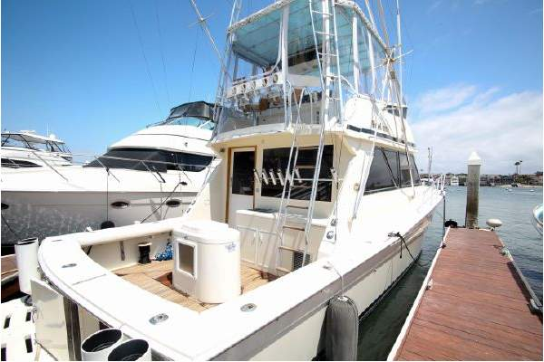 "45' VIKING 45 CONVERTIBLE (1988) ""REEL INN"""