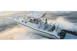 "30' BOSTON WHALER 305 CONQUEST (2007) ""SPECTRE"""