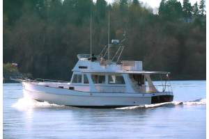 "42' GRAND BANKS 42 EUROPA (2001) ""OVERTURE"""
