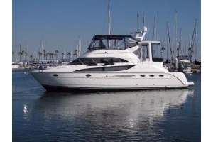 "46' MERIDIAN 459 COCKPIT MOTORYACHT (2005) ""PRAYER POWER"""