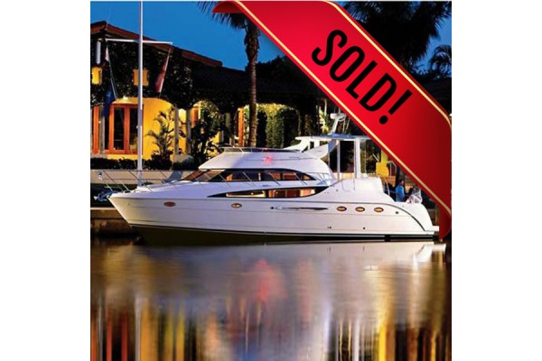 45' MERIDIAN 459 MOTOR YACHT SOLD!