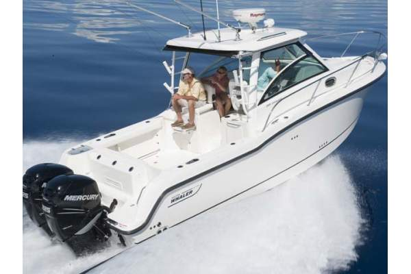 28' BOSTON WHALER 285 CONQUEST (2012) OFF MARKET