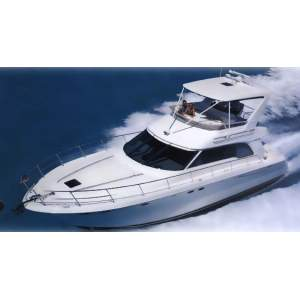"48' SEA RAY 480 SEDAN BRIDGE (1998) ""LUZ DE LUNA"" *LLC*"